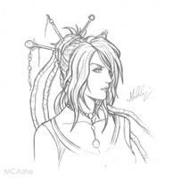 Lulu FFX by MCAshe