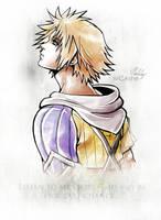 Tidus Artwork Final Fantasy X by MCAshe