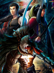 The Final Eon - Final Fantasy X artwork by MCAshe