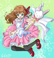 Codename: Magical Girl Alice by Spectra22