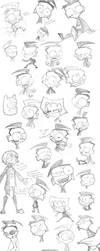 Dib Sketchz by Spectra22