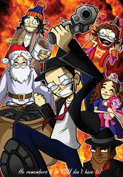 Nostalgia Critic DVD Cover Contest-- 2015 by Spectra22