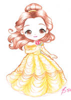 Belle by Spectra22