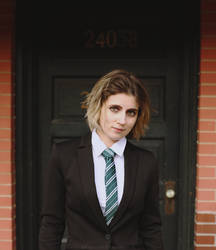 Slytherin Outtake by MonsterBrand