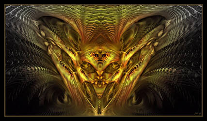 My Inner Demon (25.05.13) by PrayingMantis69