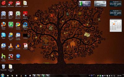 2010.3.2 -- desktop screenshot by falcon-ryder