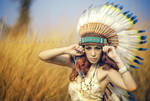 :: Native Beauty :: by dewanggapratama