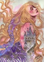 Rapunzel by TokyoMoonlight