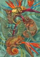 Karma Chameleon by TokyoMoonlight