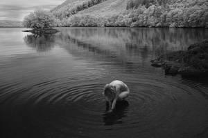 fishing by Arielle-Fox