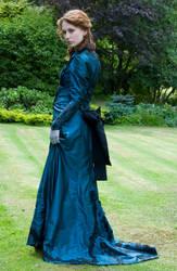 Victorian dress by Arielle-Fox