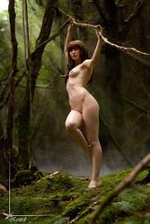 nudey 2 by Arielle-Fox