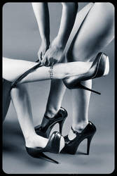 Heels by BrianMPhotography