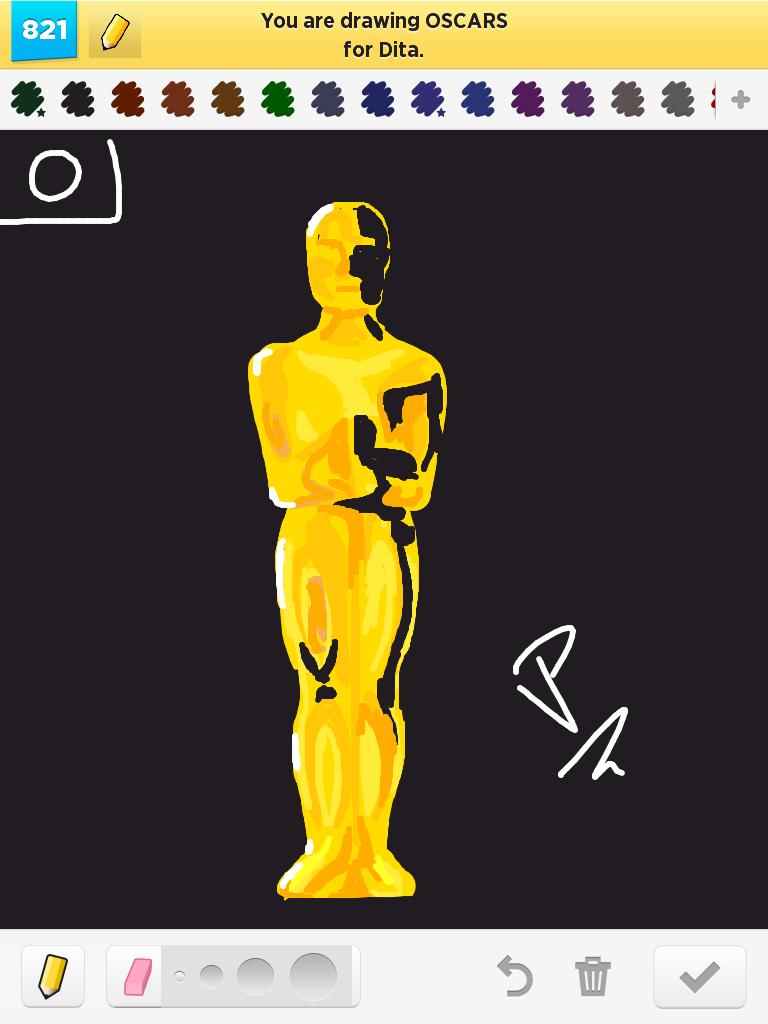Draw Something Oscar By Vie242 On Deviantart