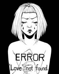 ERROR-- Love Not Found by Fokshee