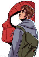 Peter Parker by crow110696