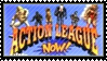 +Action League Now Stamp+ by RoseRaptor