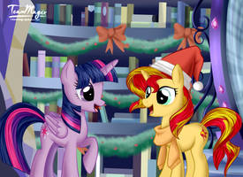 Home for the Holidays by teammagix