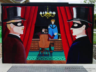 The Adventure of Charles Augustus Milverton by Akkanash