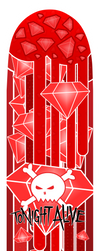 Blood Diamond - Tonight Alive FINAL by Jordan-Pacman