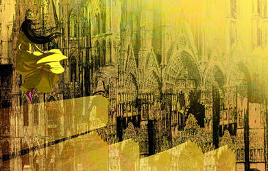 City of Gold by Asiulus
