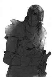 The Hound by Asiulus