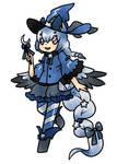 CYOP Magical Witch Adopt - CLOSED by kuroeko-adopts