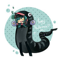 Join the Halloween Event! by kuroeko-adopts
