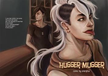 Hugger Mugger by rosketch