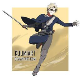 Marked by KuumiArt