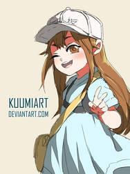 Platelet-channnn by KuumiArt