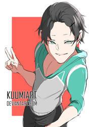 Ryuu by KuumiArt