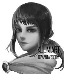 Suki by KuumiArt