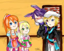 GM: Grab the Bunny by kishi-san