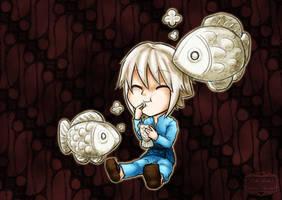 PPal: Little Kueh by kishi-san