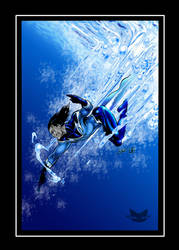 .:Aqualad:. by Milo-Wildcat