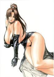 Sexy Mai Shiranui By Takuya by alopkiro