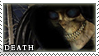 Angel of Death stamp by purgatori