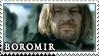 Boromir stamp by purgatori