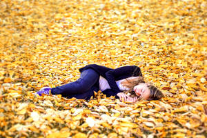 The Sea of Leaves by DorottyaS