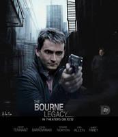 David Tennant - The Bourne  Legacy by DoctorShamrock