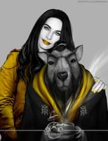 TMNT: Yellow by MariaDeniseBrebos