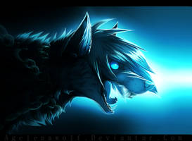 .: B E A M :. by Agelenawolf