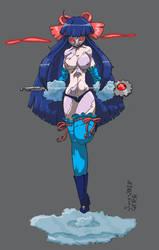 2018 Jun - Magic Girl by Zephod-B
