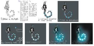 Tutorial: How to do glowy stuff with SAI by Miriteval