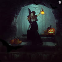 Happy Halloween by vetmoody