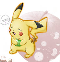 Pokemon: Pikachu by Angels-Leaf