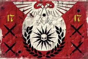 Battle Flag 17 by Amaranth7777