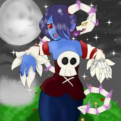 Halloween Special! by KukulkanFromSmite