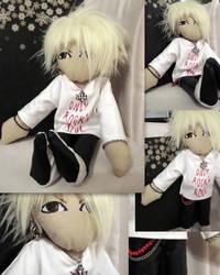 Ruki - Plush Doll by kayleighloire